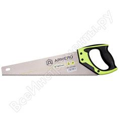 Ножовка по дереву armero 400мм as31-400/a531/400