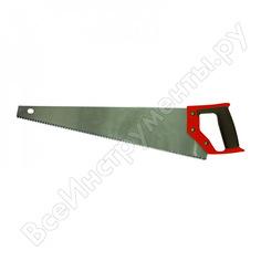 Ножовка по дереву (3d заточка, средний зуб) 400мм biber профи 85681 тов-080823