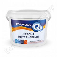 Интерьерная краска престиж водно-дисперсионная 5 кг 3 formula q8 50112