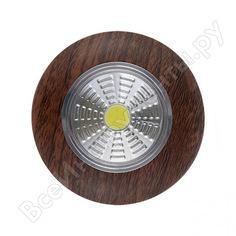 Светодиодный фонарь-подсветка rev, самоклеящийся, pushlight, 3pack, дерево, 29102 2