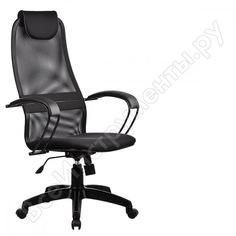 """Офисное кресло метта """"bp-8pl"""", ткань-сетка, черное 531514"""