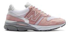 Кроссовки Розовый New Balance