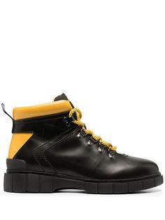 Car Shoe ботинки в стиле колор-блок