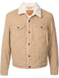 Levis куртка с отделкой из овчины Type II