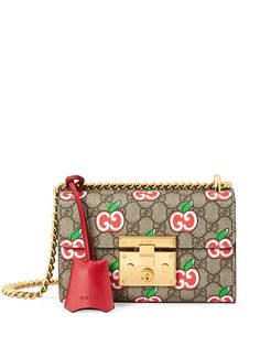 Gucci сумка на плечо с логотипом GG