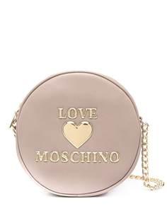 Love Moschino круглая сумка через плечо