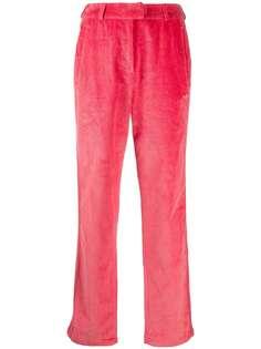 adidas вельветовые брюки с лампасами