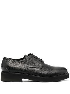 Baldinini туфли на шнуровке