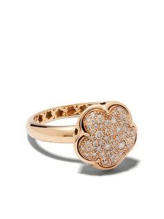 Pasquale Bruni кольцо Bon Ton из розового золота с бриллиантами
