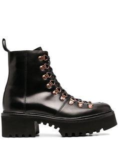 Grenson ботинки на шнуровке