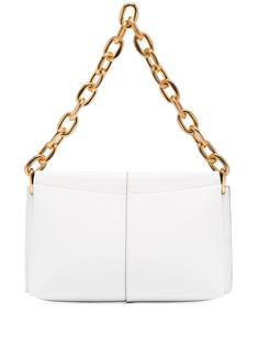 Wandler сумка на плечо Carly с ремнем-цепочкой