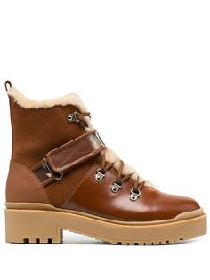 Valentino Garavani ботинки на платформе