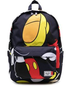 Herschel Supply Co. рюкзак с принтом