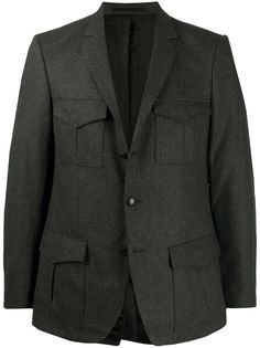Karl Lagerfeld пиджак с карманами