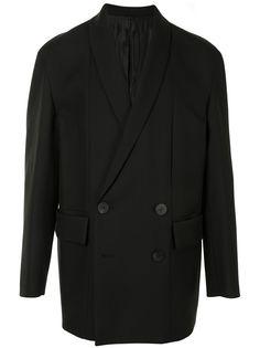 Wooyoungmi двубортный пиджак