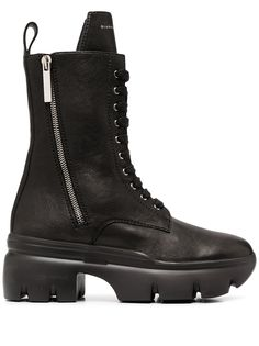 Giuseppe Zanotti байкерские ботинки Apocalypse