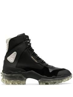 Moncler ботинки по щиколотку
