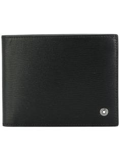 Montblanc бумажник с логотипом
