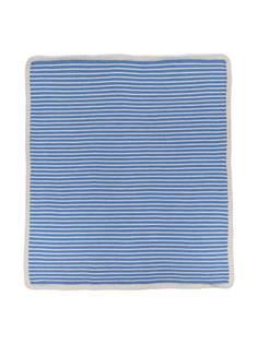 Siola трикотажное одеяло в полоску