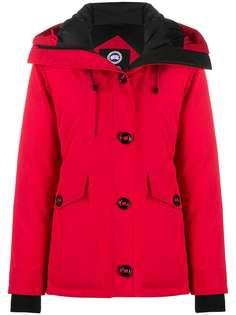 Canada Goose куртка-пуховик с капюшоном