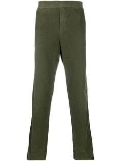 Golden Goose вельветовые брюки прямого кроя