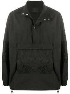 Stampd легкая куртка с леопардовым принтом