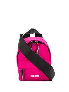 MSGM рюкзак размера мини