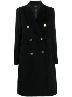 LIU JO двубортное пальто
