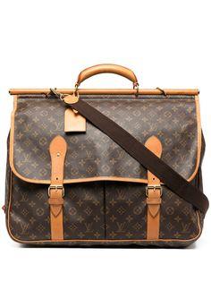 Louis Vuitton дорожная сумка Saumur pre-owned