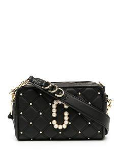 Marc Jacobs сумка через плечо Snapshot с искусственным жемчугом