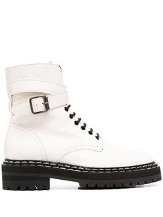 Officine Creative ботинки Provence с ремешком