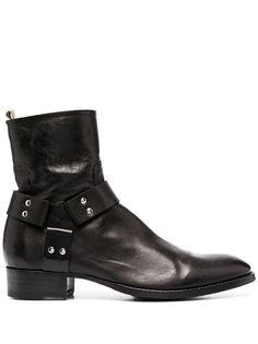 Officine Creative ботинки с ремешками