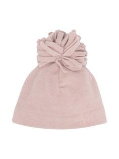 Il Gufo шапка бини с помпоном