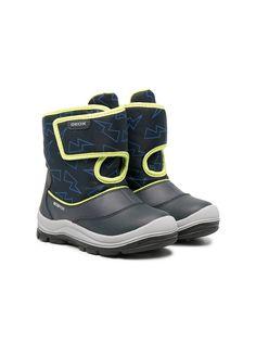 Geox Kids ботинки Flanfill