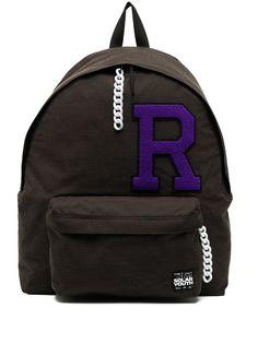 Eastpak x Raf Simons рюкзак Pakr в клетку с нашивкой-логотипом