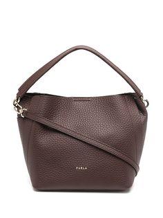 Furla сумка-тоут с логотипом