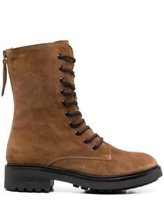 P.A.R.O.S.H. ботинки в стиле милитари