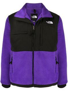 The North Face куртка на молнии с логотипом