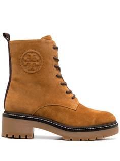 Tory Burch ботинки с боковой молнией