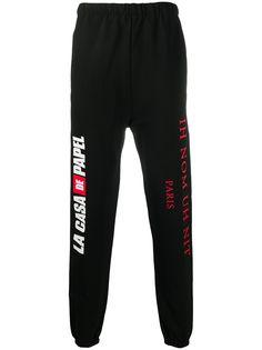 Ih Nom Uh Nit спортивные брюки с графичным принтом