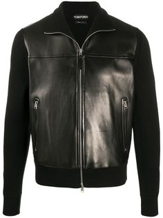 TOM FORD куртка на молнии