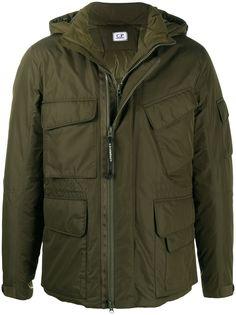 C.P. Company куртка-пуховик