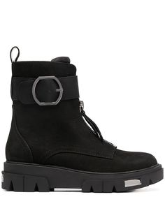 DKNY ботинки с пряжками