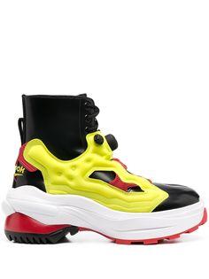 Maison Margiela ботинки из коллаборации с Reebok