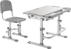 Комплект парта + стул трансформеры Cubby
