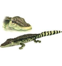 Мягкая игрушка Hansa Филиппинский крокодил 72 см