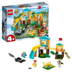Конктруктор LEGO Toy Story 4 10768 Приключение Базза и Бо Пип на детской площадке