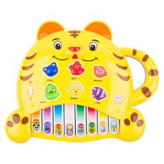 Игрушка развивающая Игруша Музыкальное пианино (кот)