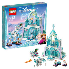 Конструктор LEGO Disney Princess 41148 Волшебный ледяной замок Эльзы