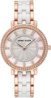 Женские часы в коллекции Ceramic Женские часы Anne Klein 3810WTRG